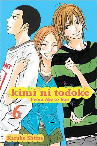 Kimi Ni Todoke 6