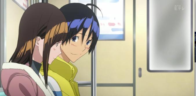 Bakumans' Mashiro and Azuki