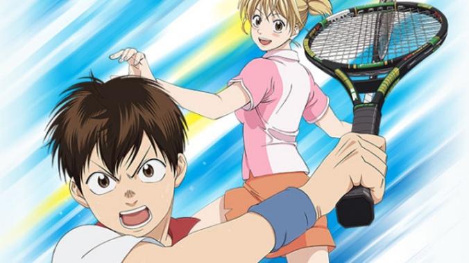 Baby Steps Anime