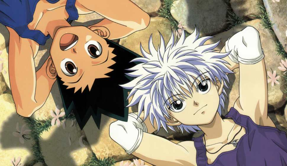 Hunter X Hunter: Gon and Killua   World of Yamaguchi Hoshiko
