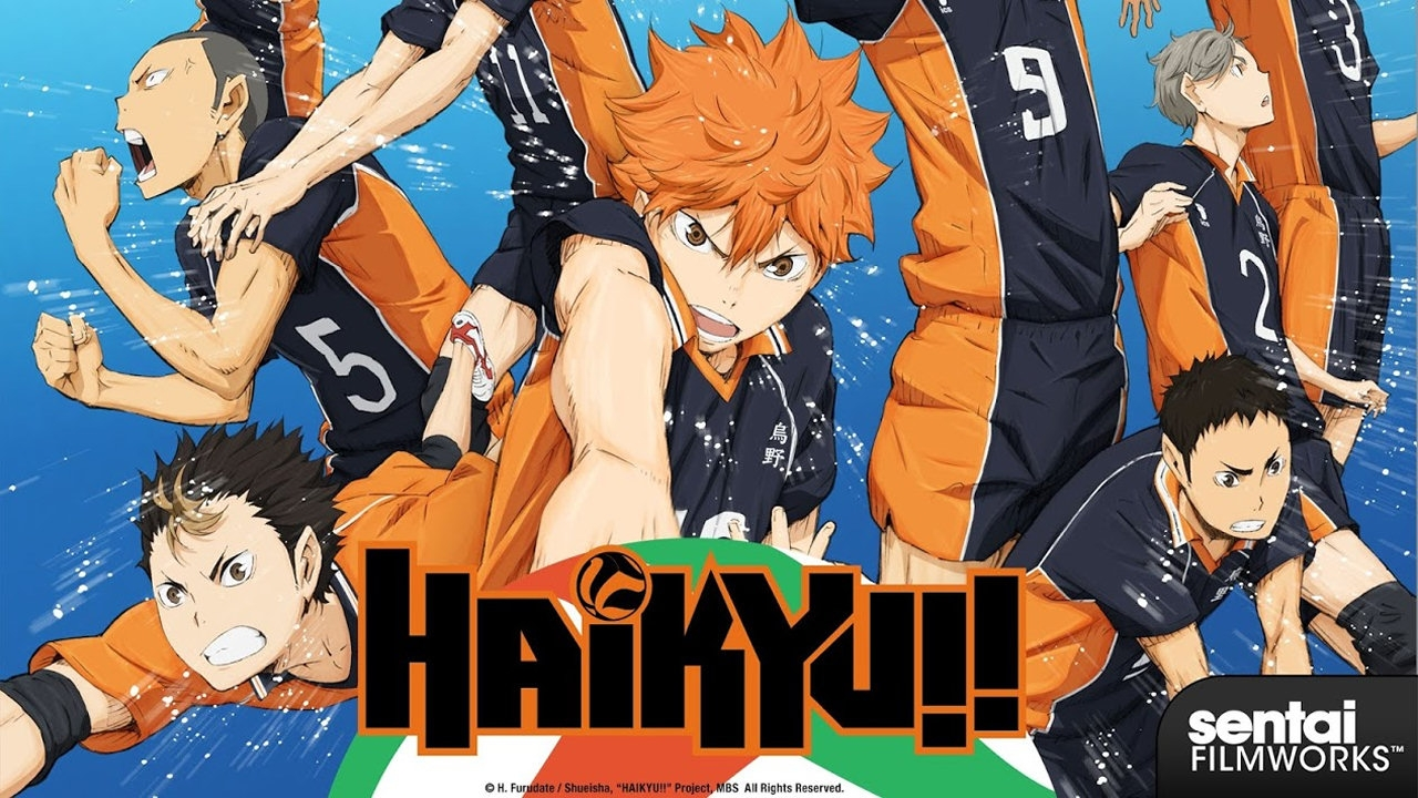 Double Sports Anime Treats: Baby Steps & Haikyuu!! | World ...