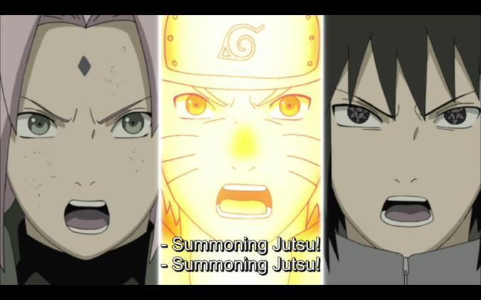 Naruto's Team 7