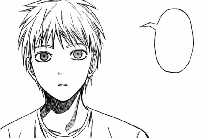 Kuroko Manga