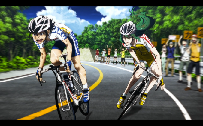 Makashima and Toudou