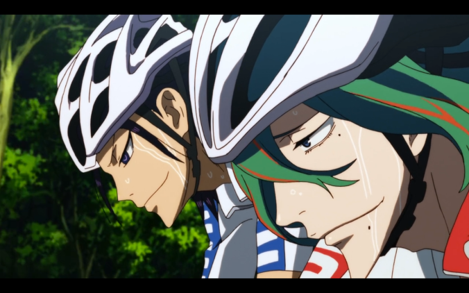 Makishima and Toudou