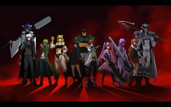 Image result for akame ga kill