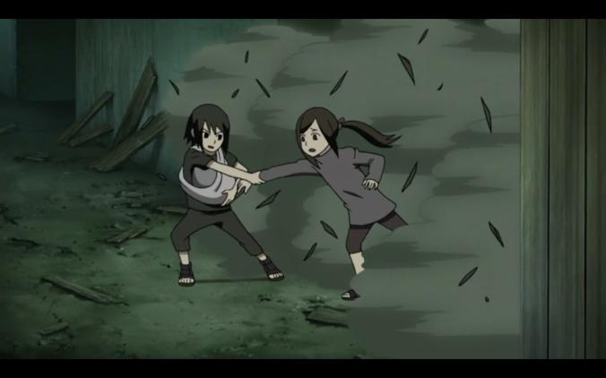 Naruto Shippuden: Itachi's Story